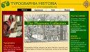 Typographia Historia